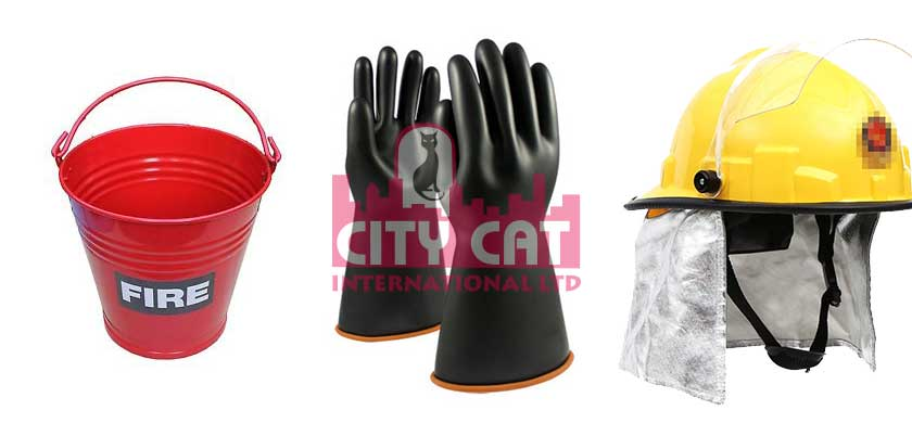 Shock and Fire Proof Safety Equipments City Cat Electric Transmission Parts